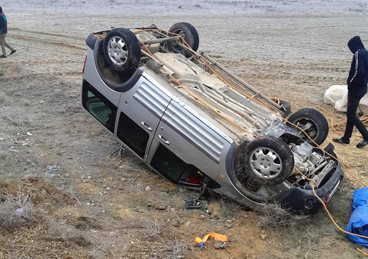 akçaşehir kaza