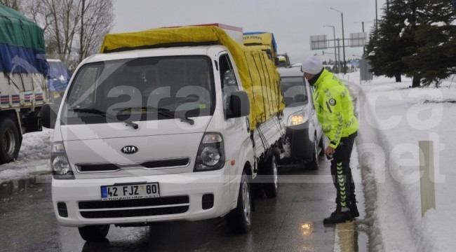 Alacabel 12 saat sonra trafiğe açıldı
