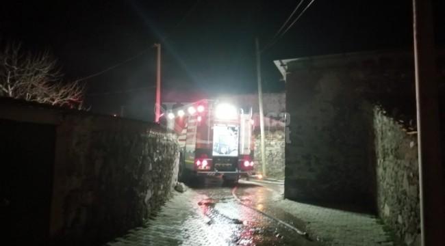 Aliağa'daki yangında 11 yaşındaki Merve Kedik öldü