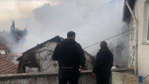 Bursa Osmangazi'de annesi evi satınca çılgına döndü