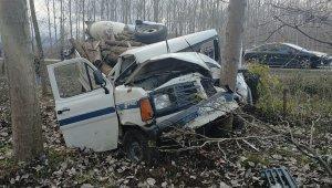 Çarşamba'daki kazada 1 kişi hayatını kaybetti