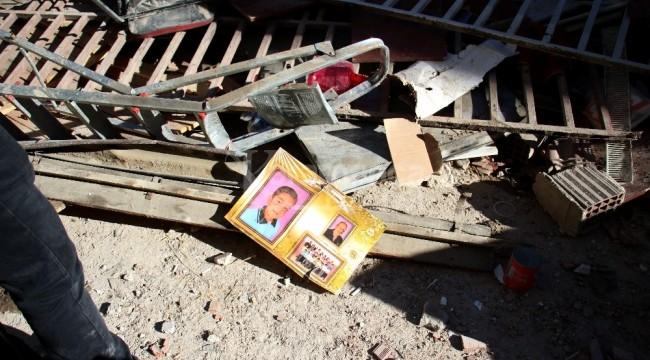 Elazığlı Muhammed Salih Civelek'ten geriye oyuncakları kaldı