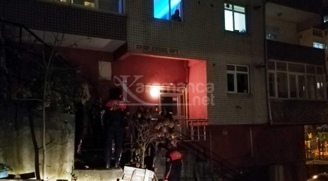 Ereğli'de emekli polis 6 katlı binanın çatısından düşüp öldü