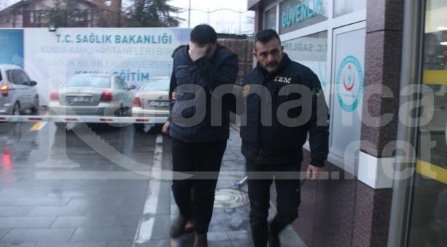 Konya merkezli ByLock operasyonunda 5 gözaltı