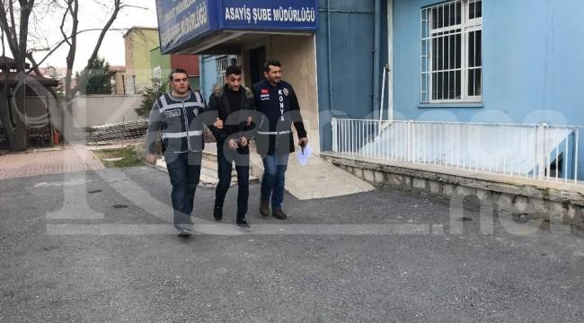 Konya'da kuzenini bıçakladı Adana'da yakalandı