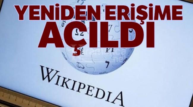 Mahkeme kararı üzerine Wikipedia yeniden erişime açıldı