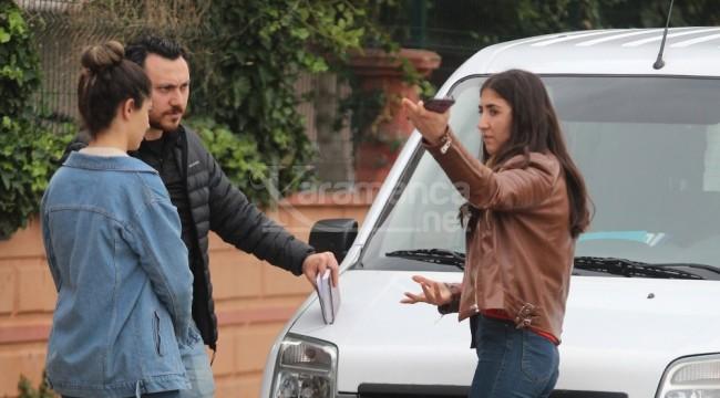 Muratpaşa'da genç kıza kapkaç şoku