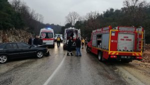 Piknik dönüşü meydana gelen kazada 9 yaralı