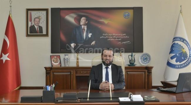 Rektör Akgül: Akademik altyapı güçlenmeye devam ediyor