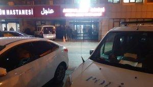 Şehitkamil'de maskeli soyguncu vurularak öldürüldü