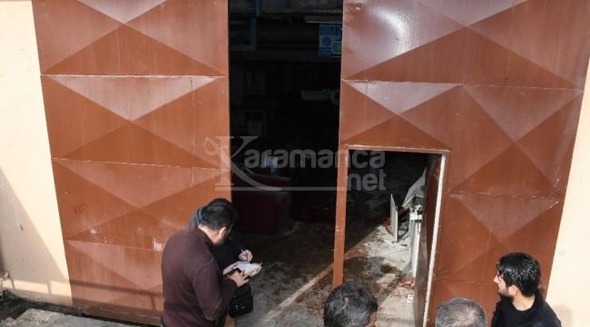 Tarsus Devlet Hastanesindeki patlamada 5 yaralı