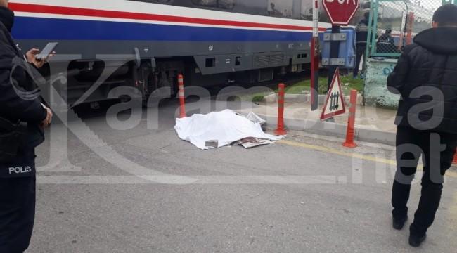 Trenin çarptığı Elife Kirik öldü