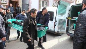 Uşak'ta Ali tuna evinde ölü bulundu