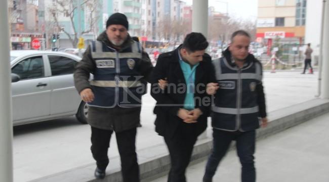 11 yıl hapis cezası olan otobüs muavini yakalandı