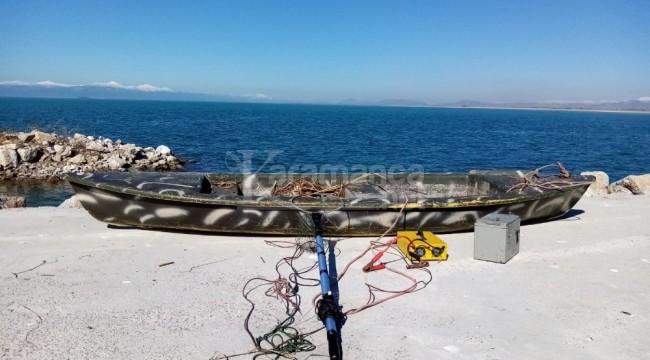 Elektrikle balık avlayanlara binlerce liralık ceza