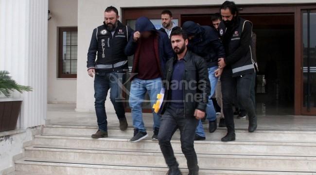 Fuhuş operasyonunda polis memuru cezaevine gönderildi