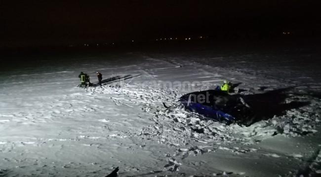 Kayseri-Malatya yolundaki feci kazada 2 ölü