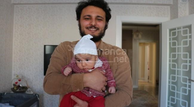 Konyalı sağlıkçı bebeğini bırakıp deprem bölgesine koştu