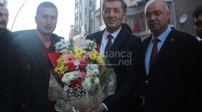Larende Birlik Kooperatifi, Bakan Ziya Selçuk'tan söz aldı