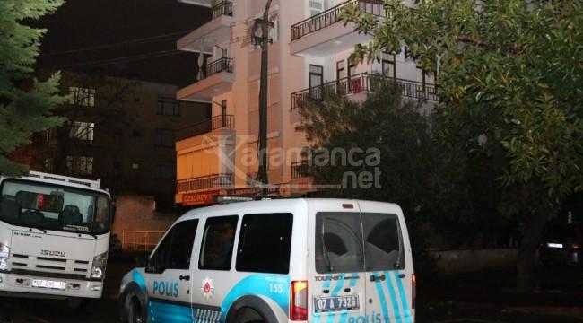 Muratpaşa'da bir kişi evinde ölü bulundu