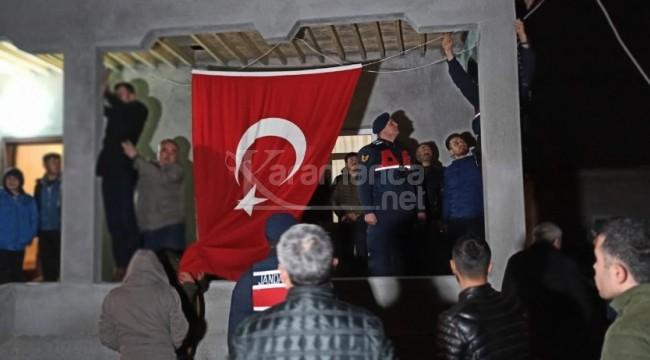 Ramazan Süslü'nün şehadet haberi Aksaray'daki baba ocağına ulaştı
