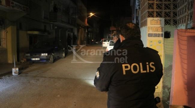 Seyhan'daki iki grup arasında çıkan silahlı kavgada 1 yaralı