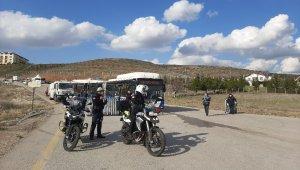 Ankara'daki karantina merkezlerinde tahliye başladı