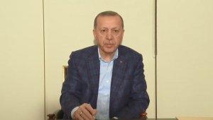 Cumhurbaşkanı Erdoğan: O raflara bakıp da aldanmayın