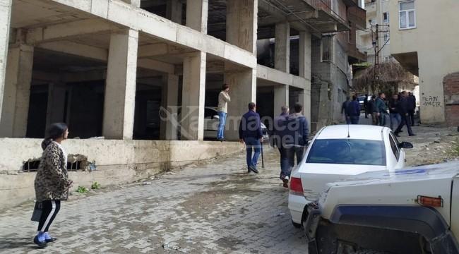 Diyarbakır Silvan'da akrabalar bir birine girdi