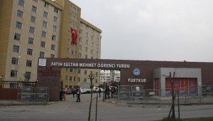 İstanbul'da karantina altındakiler tahliye ediliyor