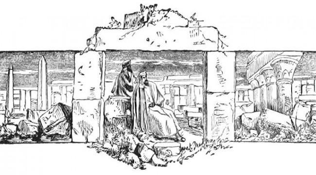 Arap Kâhinlerinin tarihi, Ahbar-u Zaman