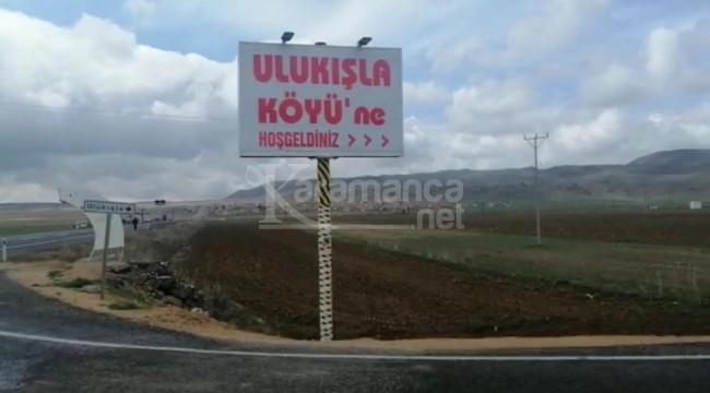 Ulukışla köyü karantinaya alındı