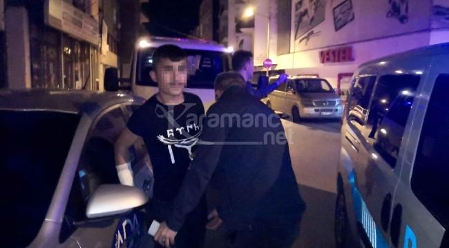 2 grup arasında çıkan kavgada 17 yaşındaki genç yaralandı