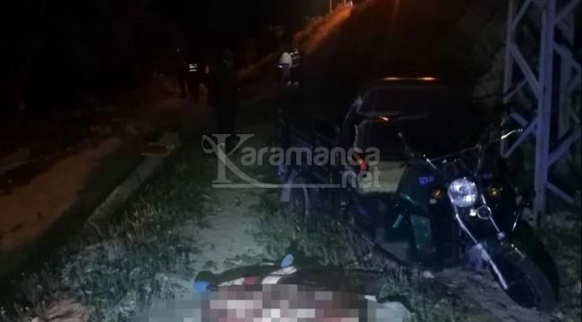 Ereğli'de takla atan triportördeki 2 kadın öldü