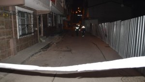 Esenler'de sokak kaydı