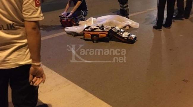 Hamzalar Kavşağındaki kazada 15 yaşındaki kız çocuğu öldü
