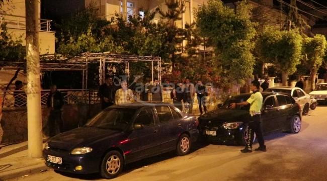 Karaman'da kısıtlamanın son dakikalarında kaza