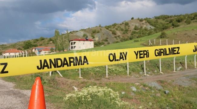 Muhtarın test sonucu pozitif çıkınca köy karantinaya alındı