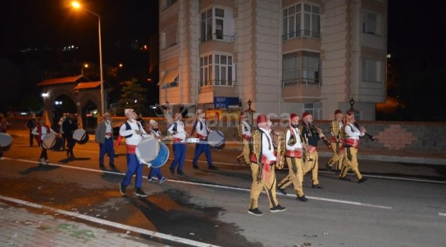 Süleymanpaşa'da sahur bandosu