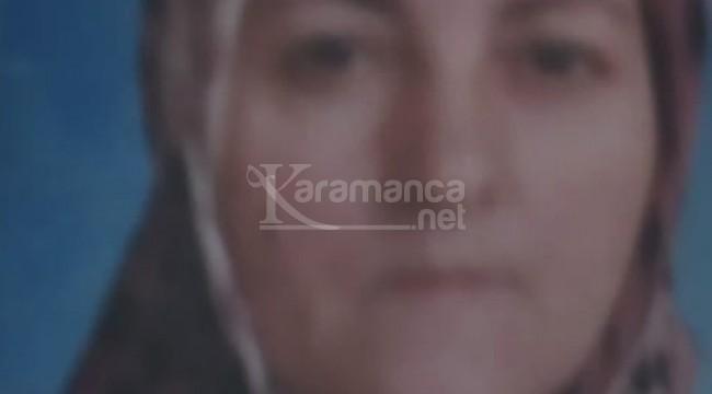 62 yaşındaki kadın çarşafla kendini astı