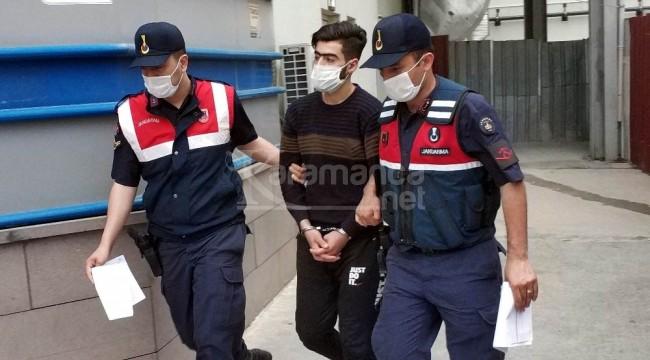 Heyet Tahrir El Şam operasyonunda 1 tutuklama