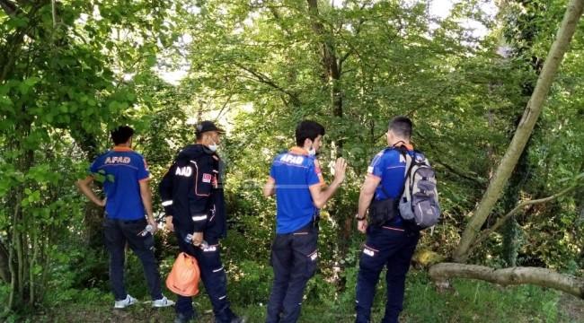 Kayıp Ersin Doğan'ın cesedi ormanda bulundu