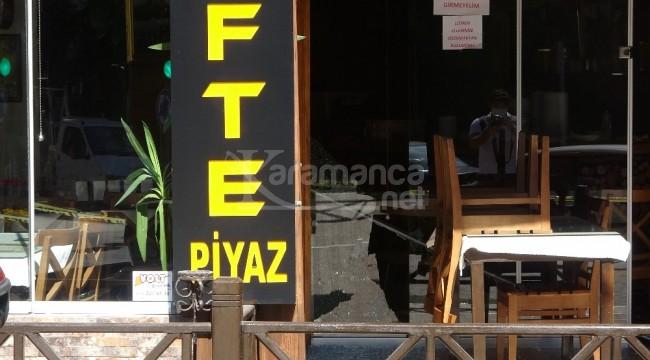 Müşteriler işletme sahibi Ahmet Yılmaz'ı öldürdü