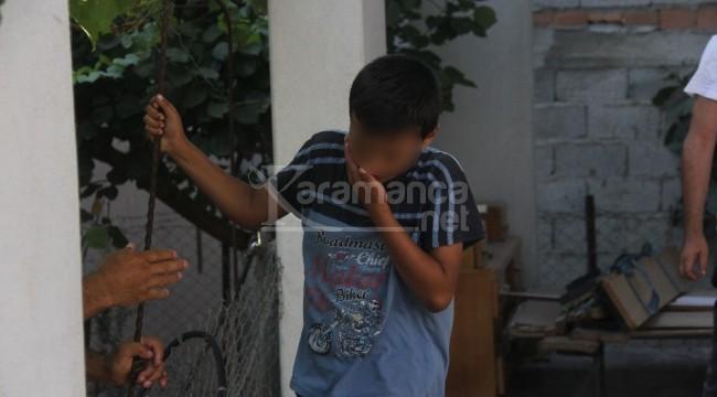 14 yaşındaki kız sevgiliye kaçınca akrabalar molotofla saldırdı