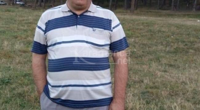 51 yaşındaki Nazmi Aydın camide kamet okuyacağı sırada öldü