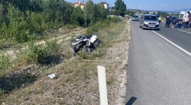 ATV kazasında yaralanan İhsan Balcı öldü