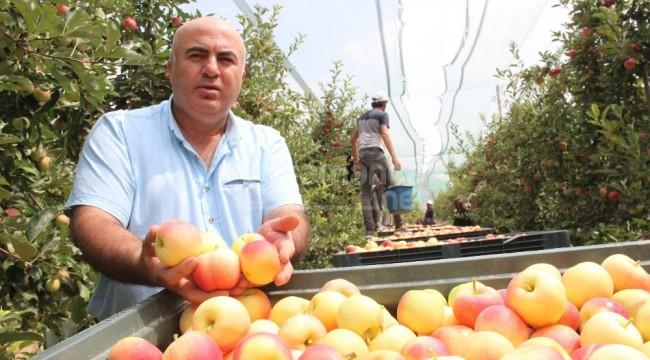 Başkan Bayram: Elmanıza verilen yüksek fiyata asla kanmayın