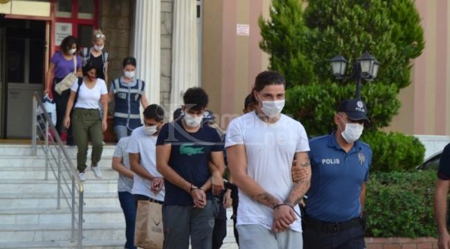 Didim'den Ereğli'ye uzanan escort ve masaj salonu operasyonu