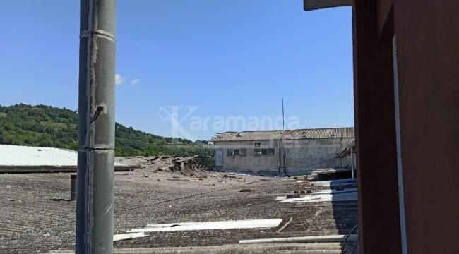Fabrikadaki patlamada Bahattin Oruç öldü