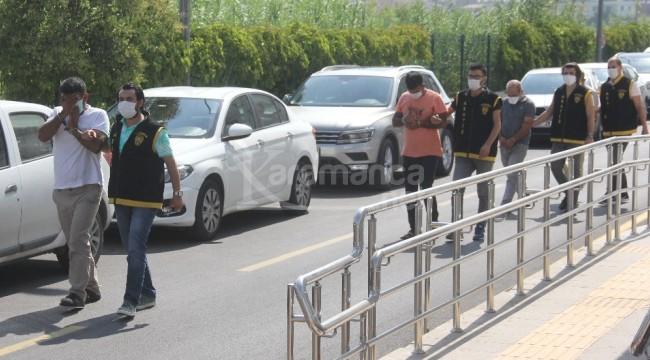 Karaman dahil 12 şehre dadanan Müslüm yakalandı